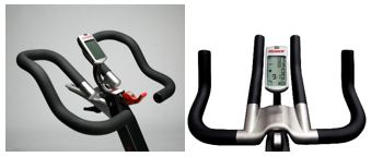 dos manillares de bicicletas keiser