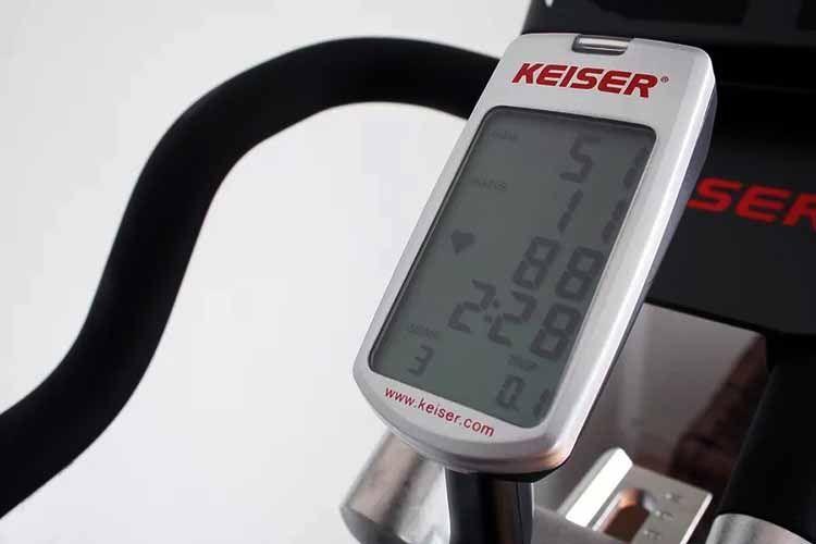 consola bicicleta Keiser