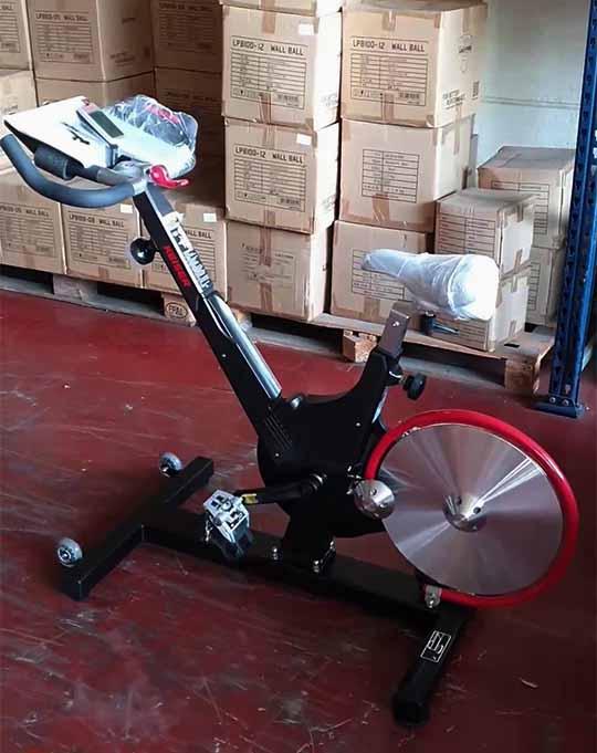 Bicicleta Keiser M3i almacen