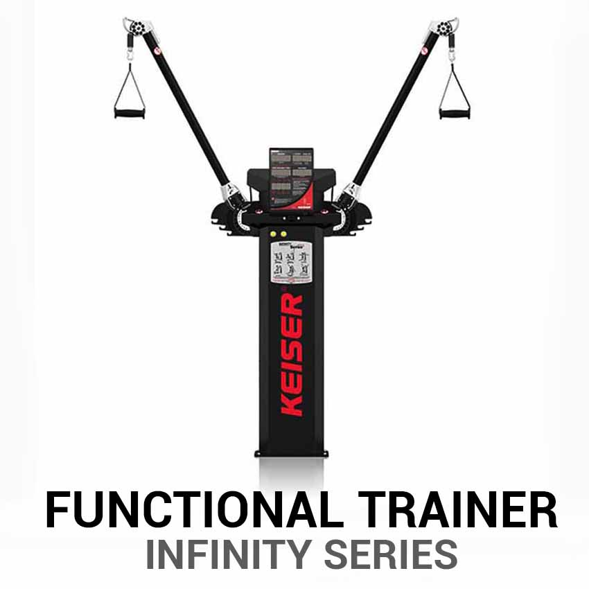 Keiser Functional Trainer Maquina Fitness Cable